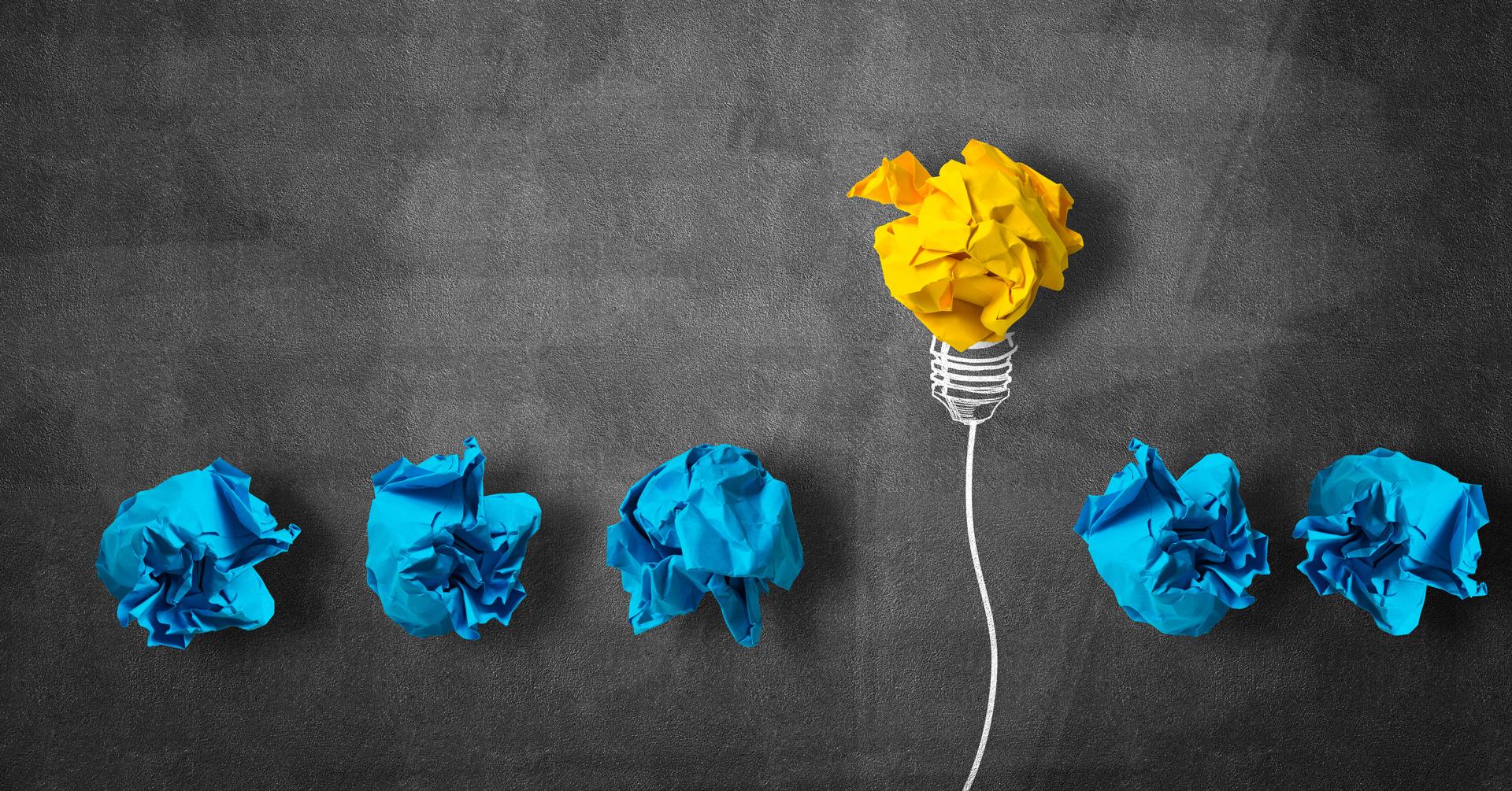 EJERCICIOS PARA CREAR IDEAS
