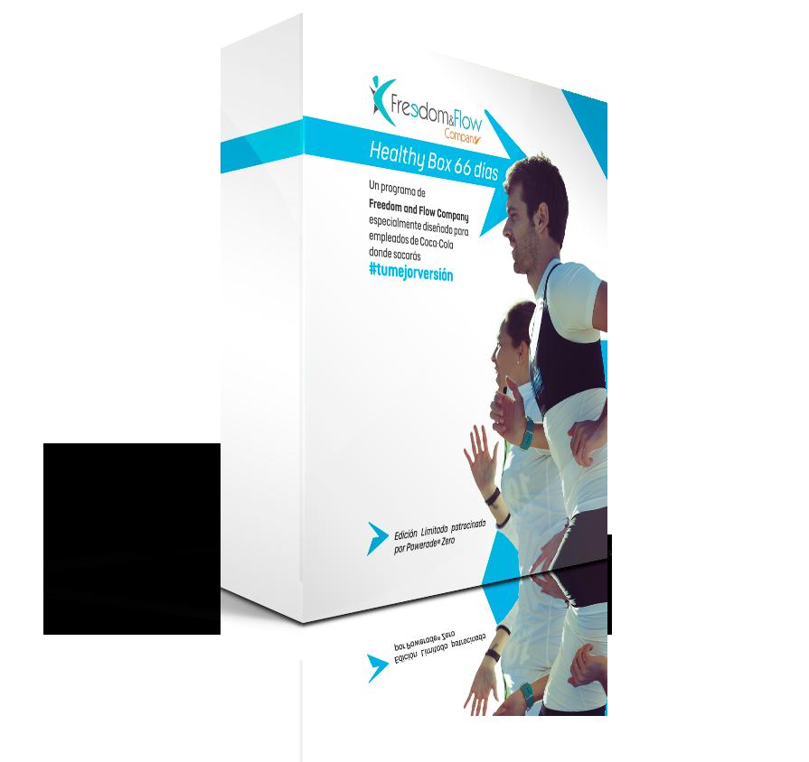 icono powerade healthy box Landing Page Powerade. the Brand Doctor Agencia de Branding y Marketing Online