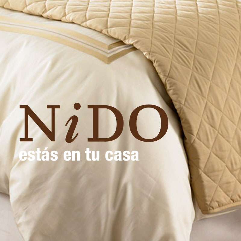 Logotipo destacado NiDO. the Brand Doctor Agencia de Branding y Marketing Online