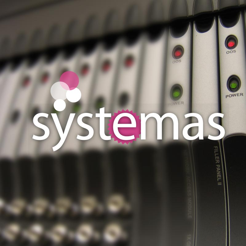 logo destacado systemas. the Brand Doctor Agencia de Branding y Marketing Online