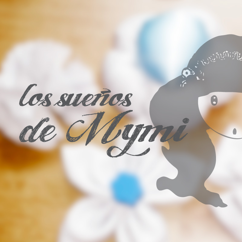 Logotipo destacado Los Sueños de Mymi. the Brand Doctor Agencia de Branding y Marketing Online