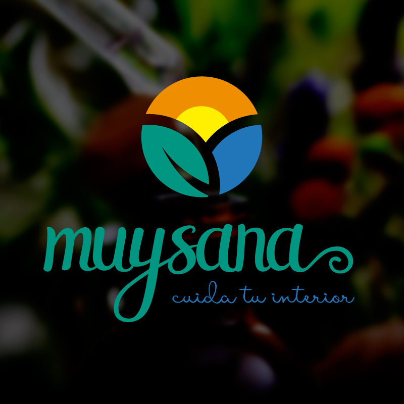 Logotipo destacado muysana. the Brand Doctor Agencia de Branding y Marketing Online