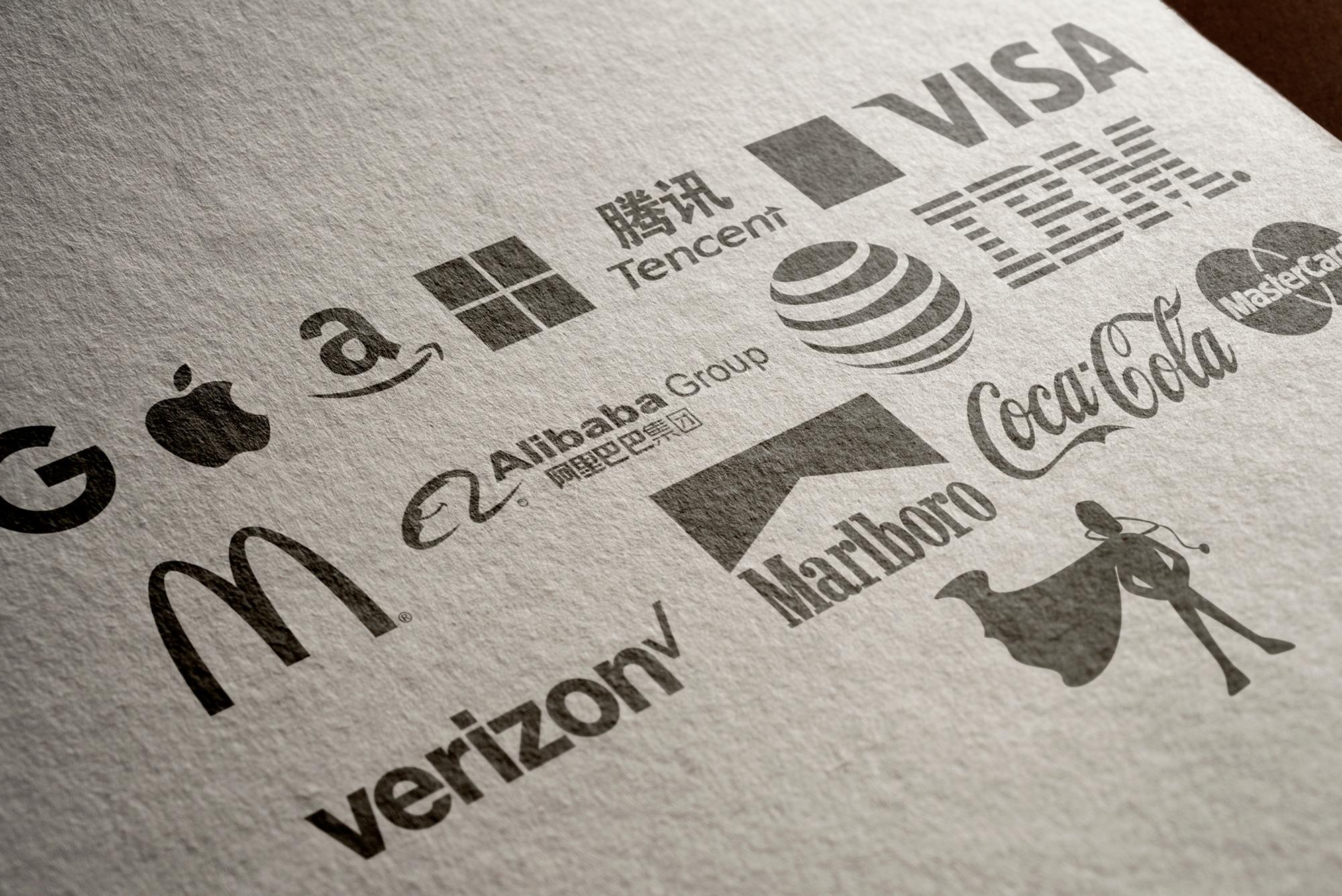 top100 marcas valiosas