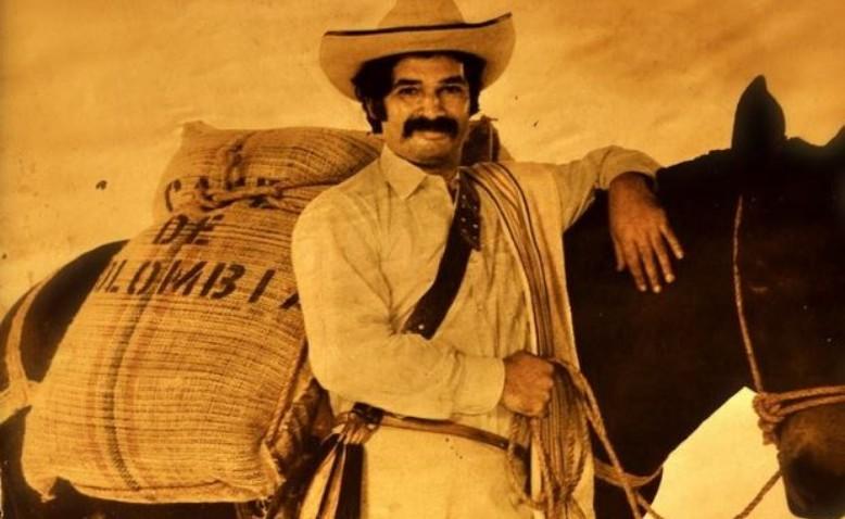 Personaje Juan Valdez publicidad