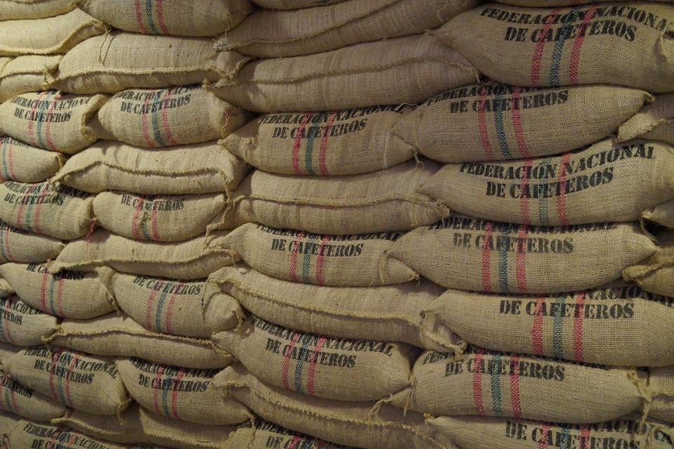 producto saco café colombiano federación de cafeteros