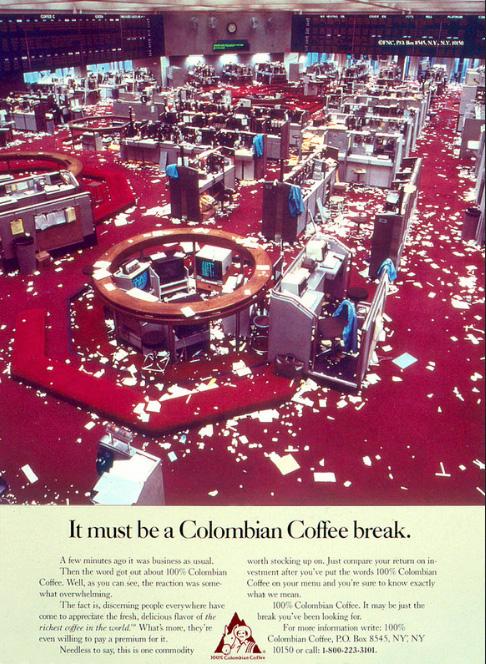 Campaña publicidad Juan Valdez Café