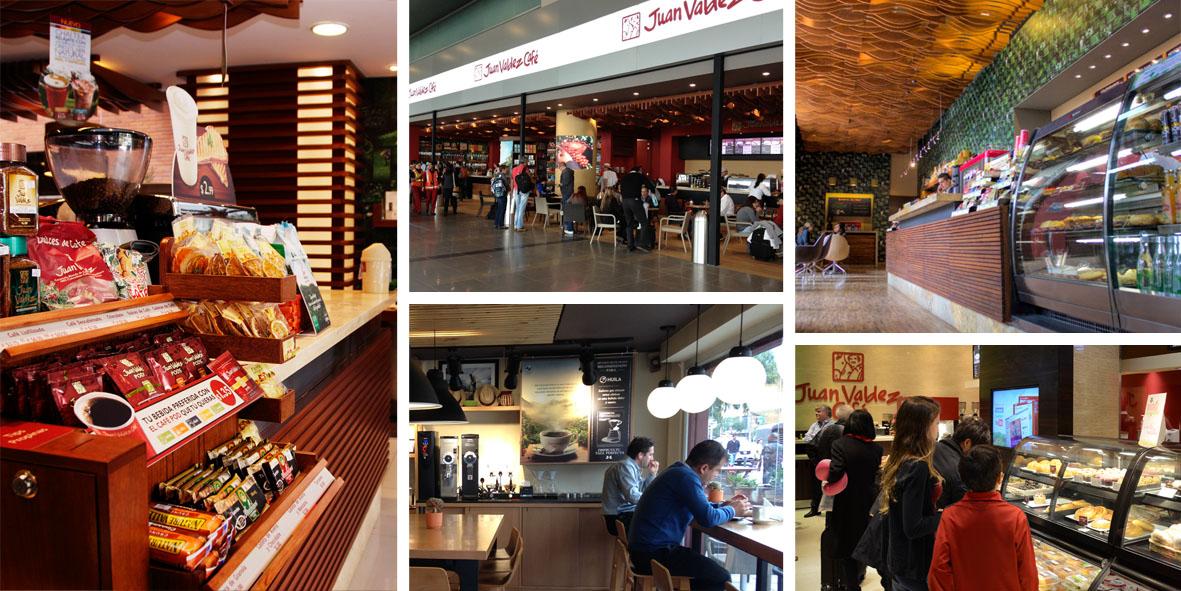 Tienda Juan Valdez Café