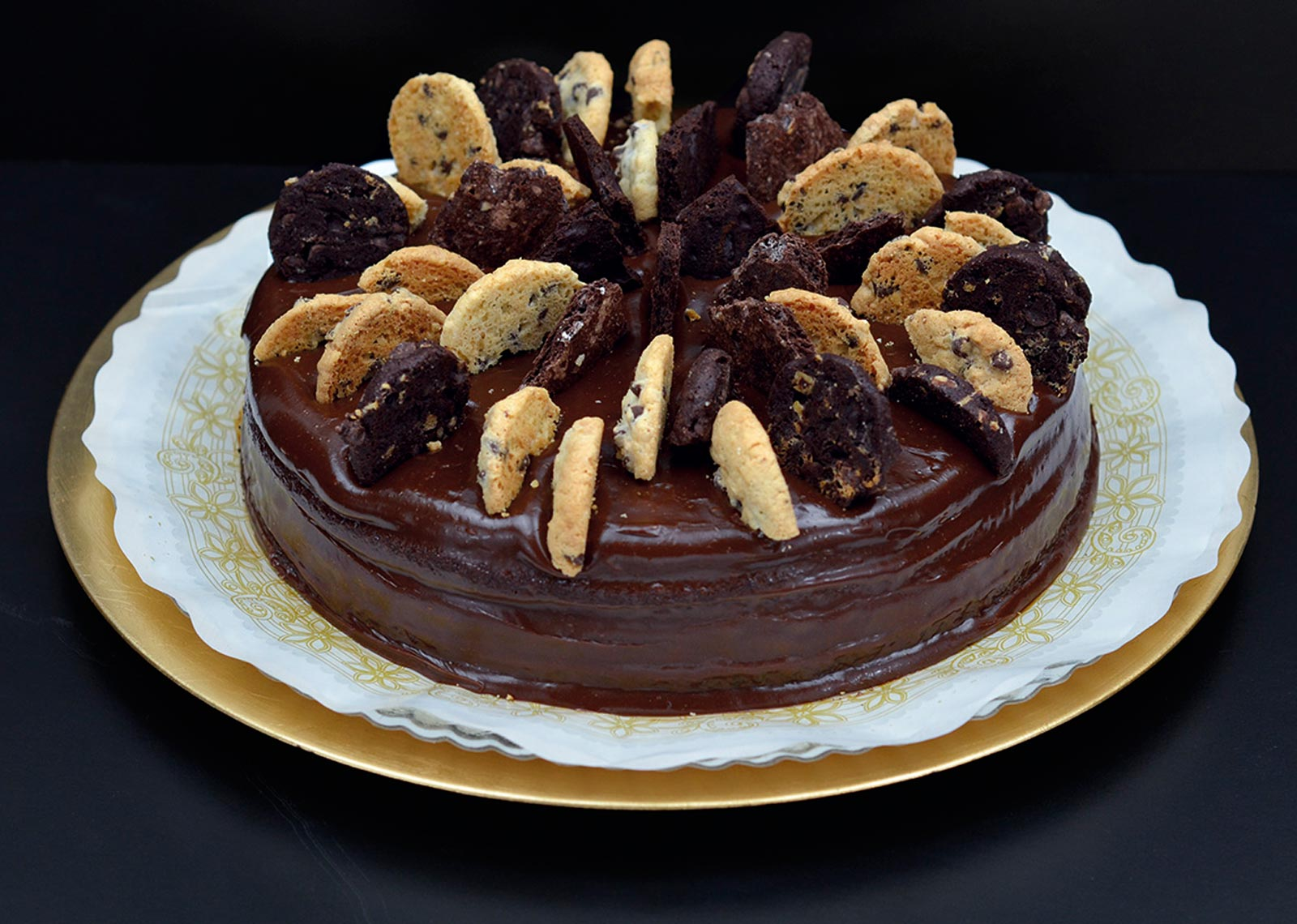 Tarta de Toffee con galletas - the Brand Doctor Branding