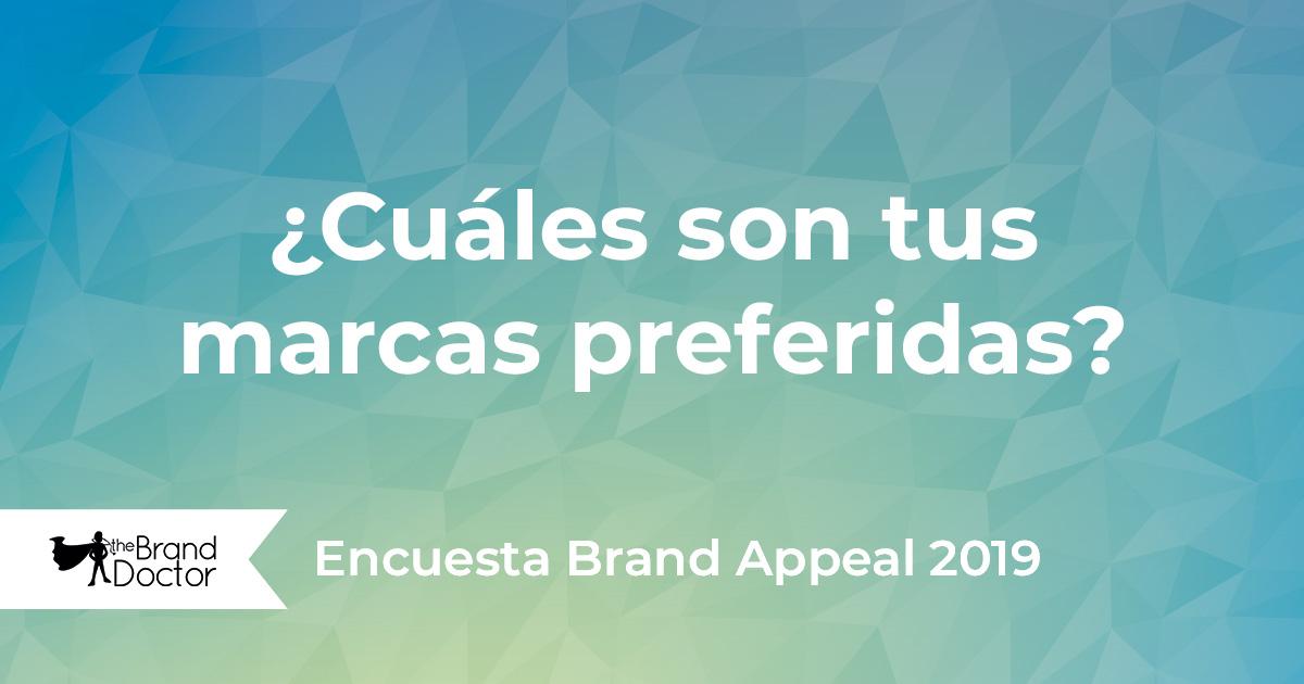 Encuesta Brand Appeal